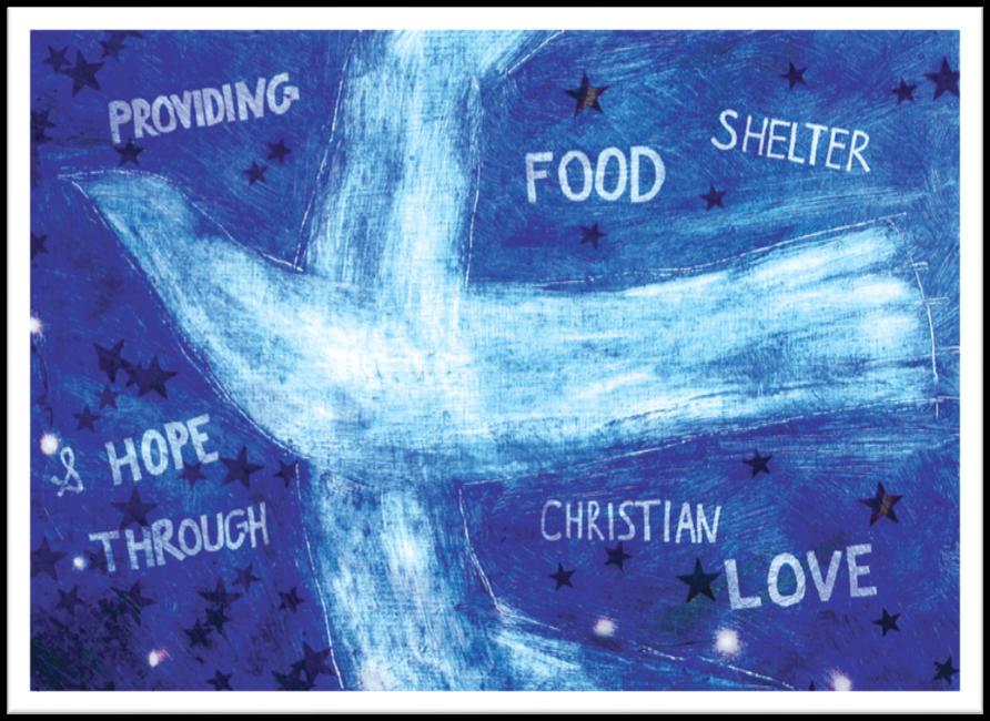 Christmas Card - Samaritan Ministries - Winston-Salem, NC